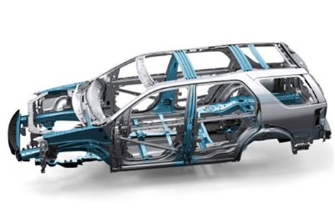 unibody design meaning passive safety features suv safety howstuffworks
