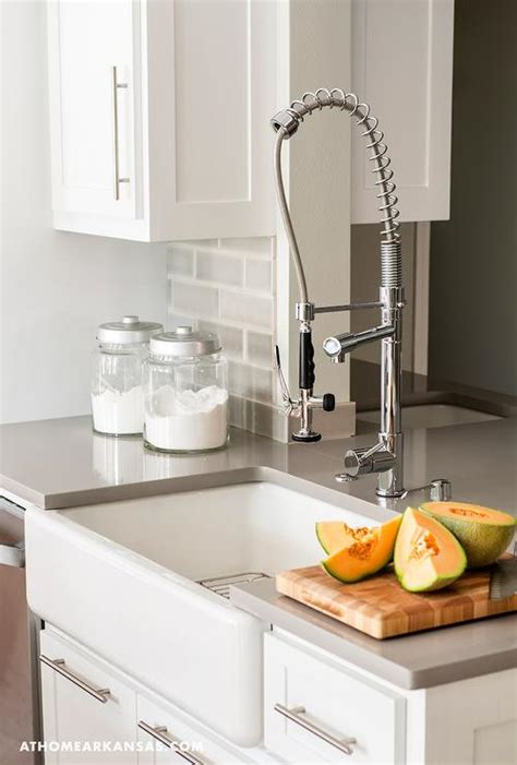 White Kitchen Cabinets With Grey Quartz Countertops White Kitchen Cabinets Quartz Countertops