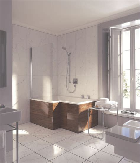 bath shower combined duravit seadream shower and bathtub combo the
