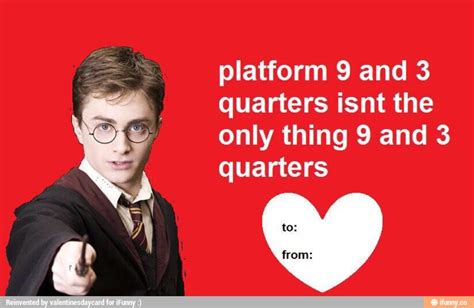 harry potter valentine ifunny