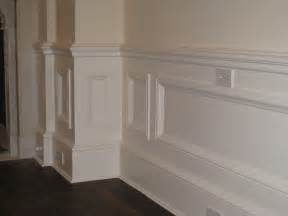 Panel Molding Wainscoting Wainscoting Styles Wainscot Paneling Is One Of The Most