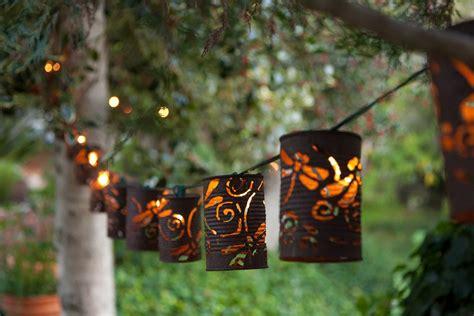 lanterne per candele da esterno lanterne da esterno come illuminare il giardino con