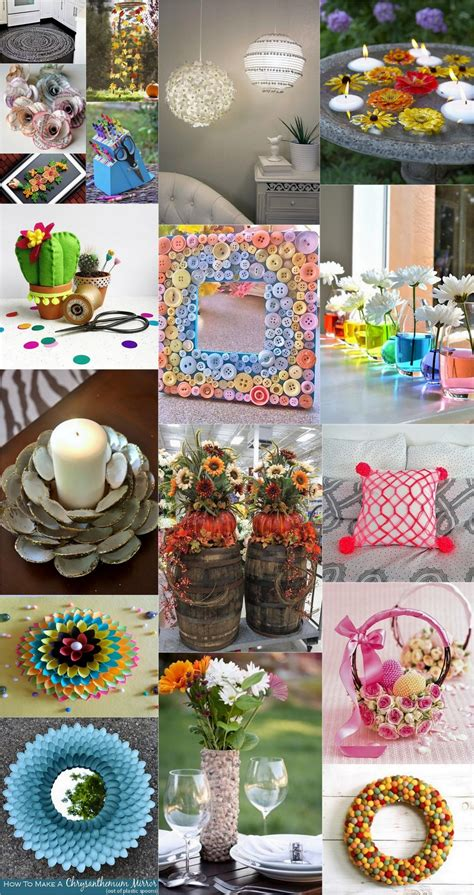craft ideas to decorate your home diy weekend crafts ideas to decorate your home dearlinks
