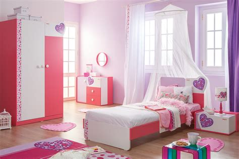 heart bedroom newjoy lovely girl s bedroom furniture set