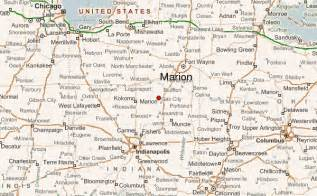 marion indiana location guide