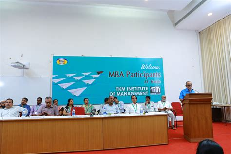 Mba In Information Technology Germany by 23rd Mba Batch Inaugurated By Mr Fritz Paul Associate