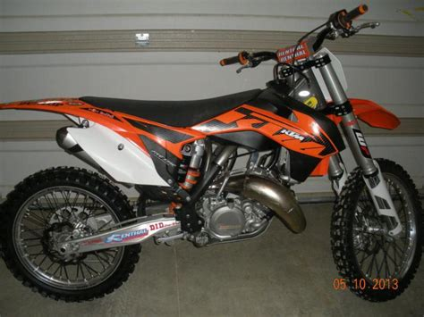 Ktm Sx 125 2013 Buy 2013 Ktm 125 Sx On 2040motos