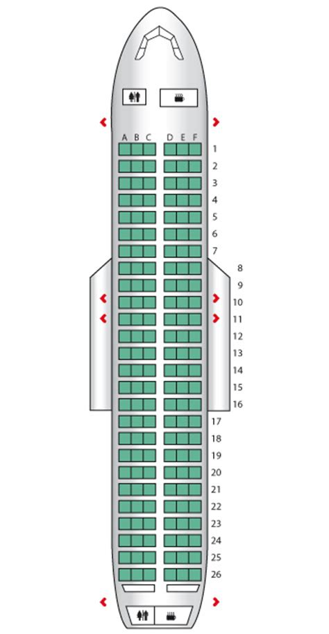 airbus a319 111 seating plan a319 easyjet seat maps reviews seatplans