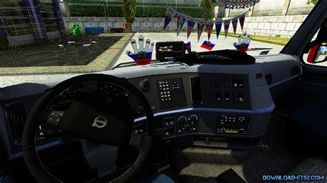 Volvo 440 Interior by Volvo Fh 440 Interior 187 Ets 2 Mods Truck Mods