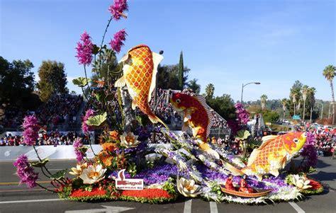 Rose Bowl Sweepstakes - singpoli american bd rising above wins sweepstakes award at 2018 rose parade