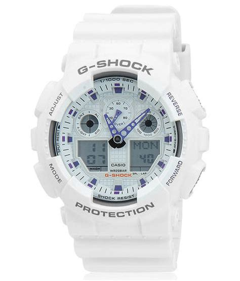 Casio Gshock Original Ga 110ht 7adr Casio G Shock Ga 100a 7adr G274 Analog Digital S