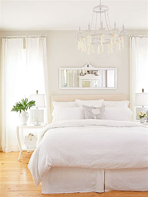 white walls in bedroom what goes with white walls