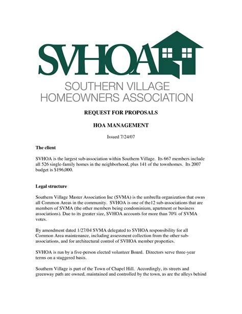 homeowners association templates hoa proxy form template invitation templates hoa proxy