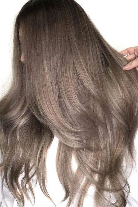 ash brown color best 25 grey brown hair ideas on ash brown