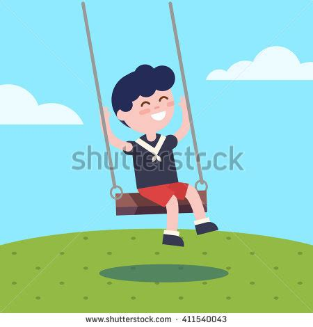 swing illustration swinging stock images royalty free images vectors