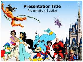 Disney Powerpoint Template by Disney Powerpoint Templates Powerpoint