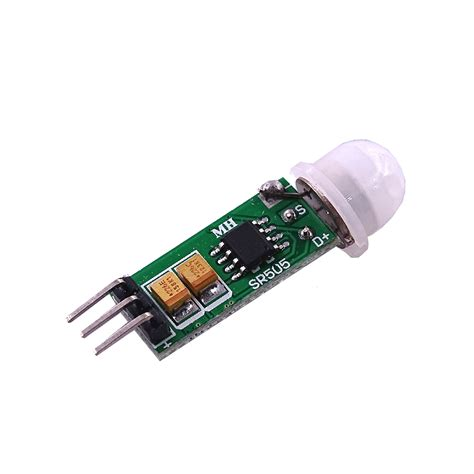 Hc Sr505 Mini Pir Sensor Sensing Module For Arduino hc sr505 mini infrared pir motion sensor infrared detector module robu in indian