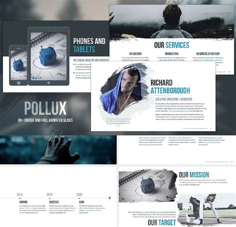 Magnificent Business Powerpoint Template Free Gallery Impressive Powerpoint Templates