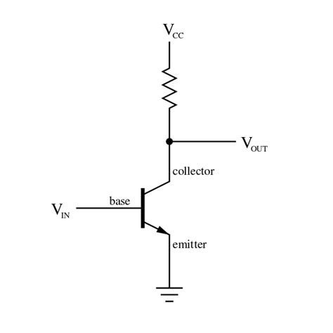 simbol transistor c828 transistors 2n2222a mismatch between emitter and collector electrical engineering stack exchange