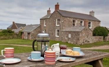 Faraway Cottage Cornwall by Porthgwarra Homes Nanjizel Cove Cottages