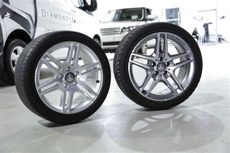 mercedes c class alloy wheel refurbishment alloys