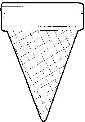 empty ice cream cone coloring page 17 best images about ice cream printables on pinterest