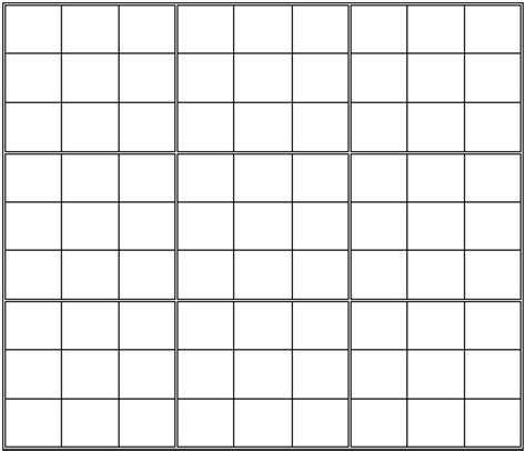 printable sudoku with candidates search results for printable blank sudoku grid