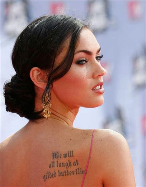 tattoo ideas for girls celebrity tattoo designs