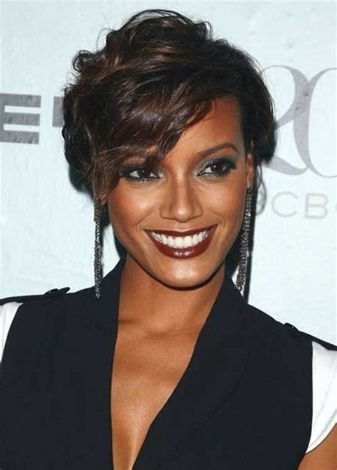 hairstyles short side bangs afric 26 sure fire short afro hairstyles cool hair cuts