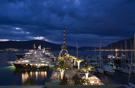 porto montengro tivat visit montenegro