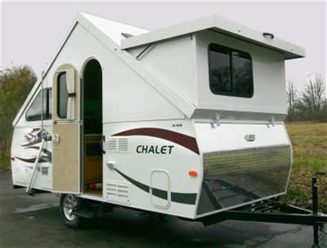 pop up tent trailer with bathroom chalet rv xl 1938 love the dormer campers pinterest