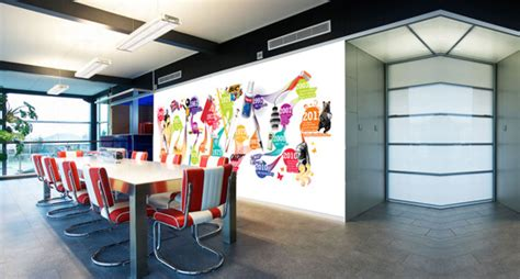 office wall design where to install wall graphics in your south windsor ct