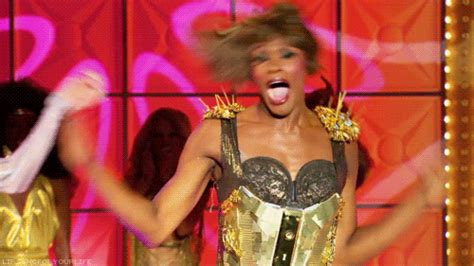Gif Of Detox Lip Thing by Rupaul S Drag Race A Definitive Ranking Of All 113