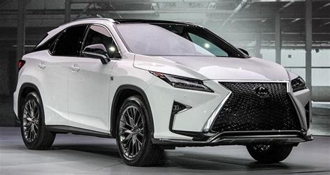 lexus jeep 2018 lexus suv 2018 car price update and release date info
