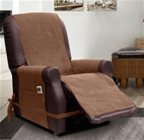 Armchair Covers Uk by Scudo Recliner Armchair Covers Relax Brown