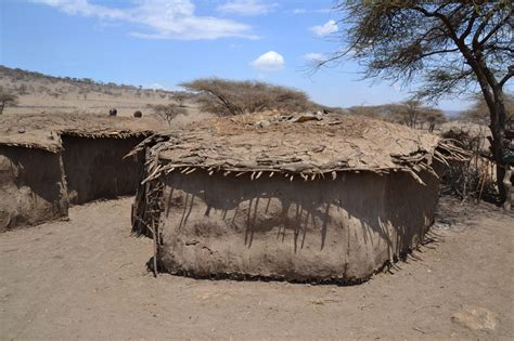 poop houses maasai people vankosh world tour a canadian family