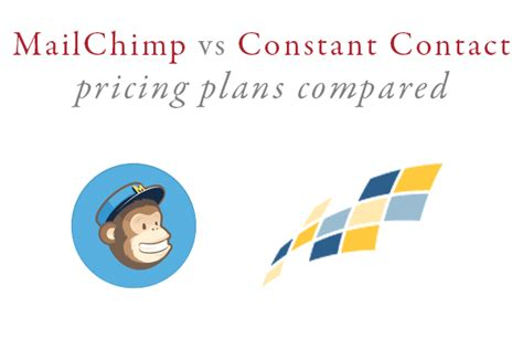 mailchimp vs constant contact which is right for you i t roadmap