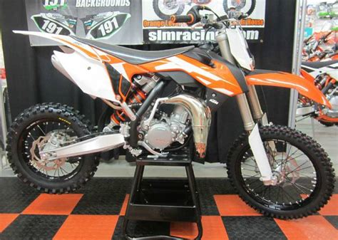 Ktm 85 Sx For Sale Page 174391 New Used Motorbikes Scooters 2016 Ktm 85