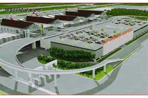 layout pelabuhan niaga pembangunan coastal area balikpapan proses perizinan