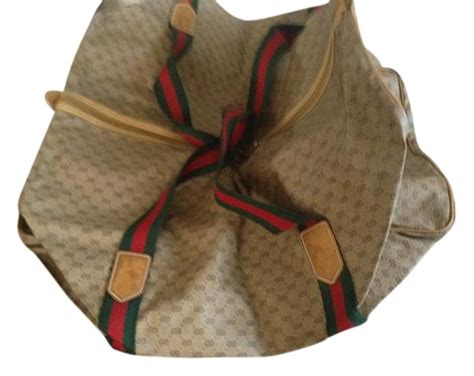 gucci colors gucci c0120193205 brown with green and handles gucci
