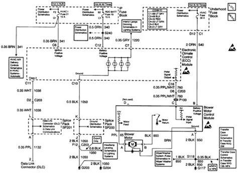 blower motor wiring diagram manual 34 wiring diagram