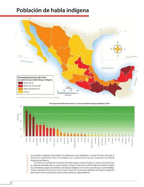 atlas de mxico 4 grado 2015 2016 poblaci 243 n de habla ind 237 gena bloque ii lecci 243 n 13