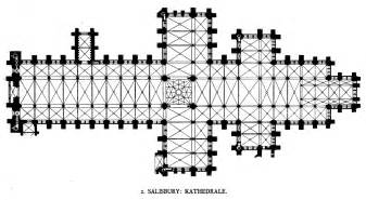 floor plan of cathedral file salisbury cathedral plan jpg