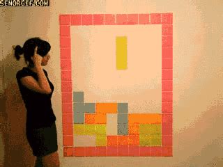 Chic Of The Week According To Tetris 2 by Top 10 Gifs Of The Week