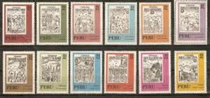 Calendario Sello Sello Calendario Incaico Varios Multide Per 250 America