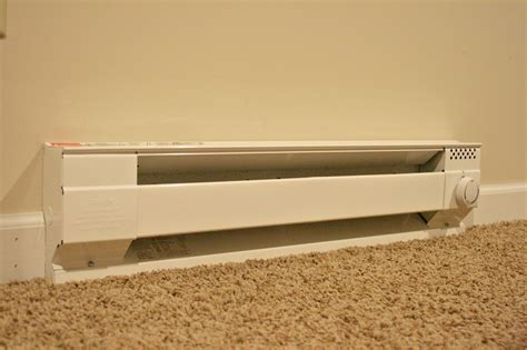 electric baseboard heater element is a baseboard heater right for you ac heating connect