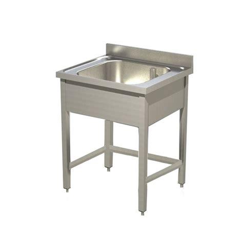 lavello inox professionale lavatoio lavello acciaio inox una vasca professionale