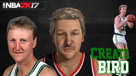 Mba 2k13 Larry Bird Rating by Nba2k17 How To Create Larry Bird Myplayer Mycareer