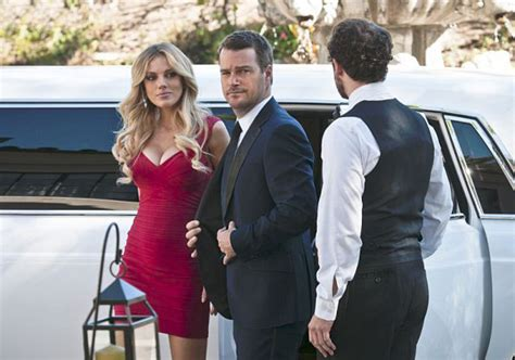porche callen ncis los angeles photo bar paly chris o donnell 254