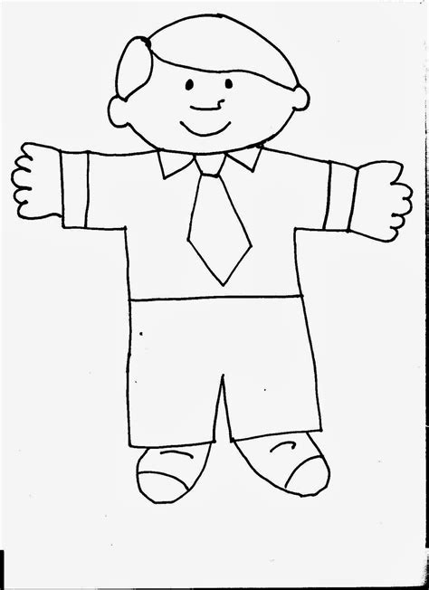 Flat Stanley Template Printable by Flat Stanley Printable Flat Stanley And Flat Ella